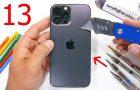 Stresszteszt: minden eddiginél jobban bírja a strapát az iPhone 13 Pro